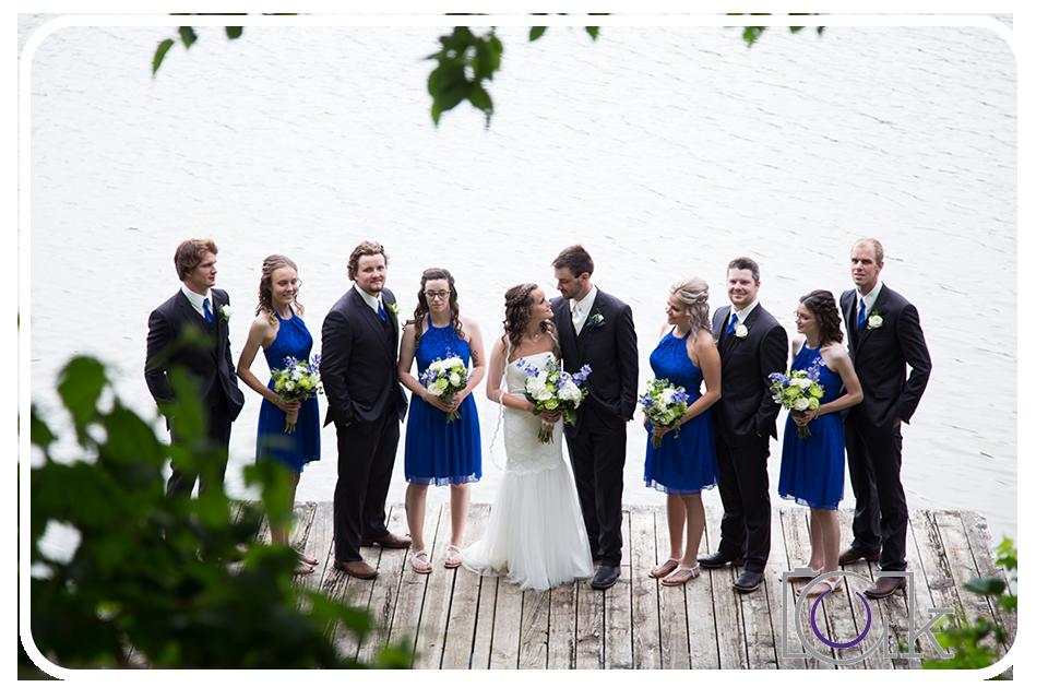 h&j wedding