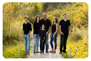 fall family