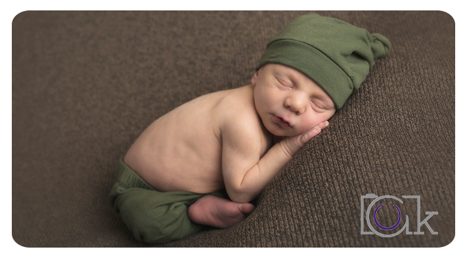 Mr. Xander ~ Newborn Session