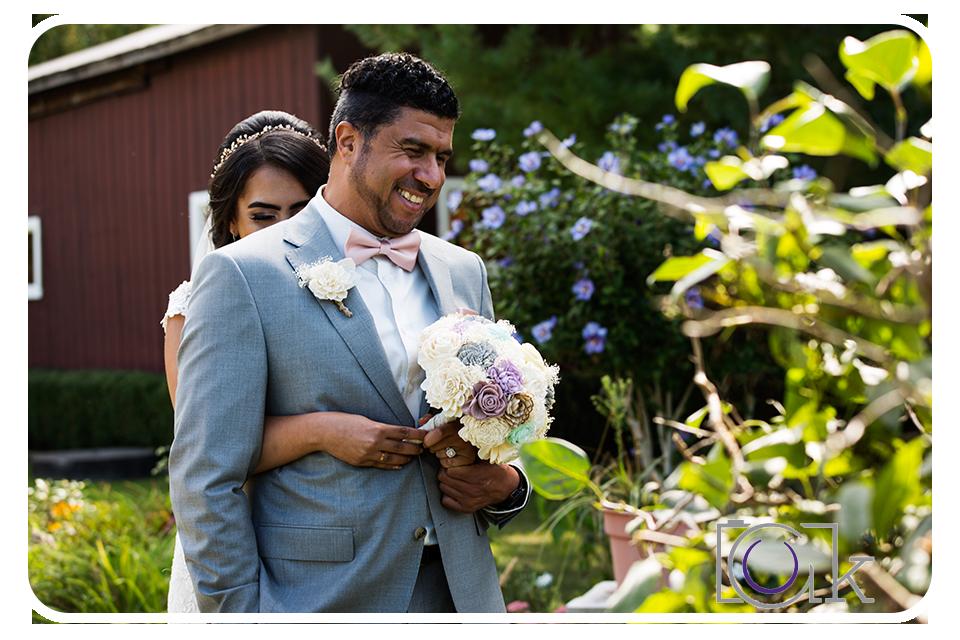 i& t wedding