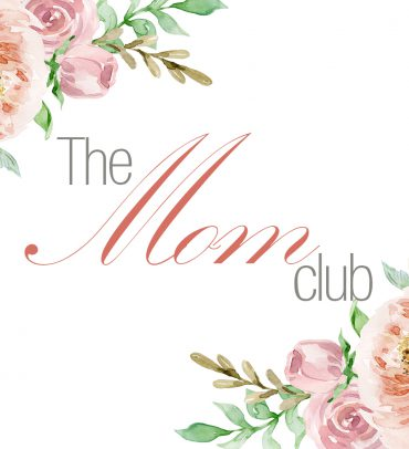 Welcome to the Mom Club!