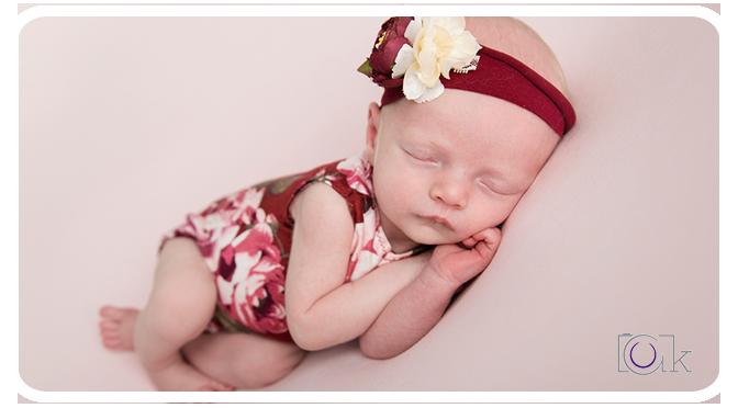 Miss Brooklyn ~ Newborn Session