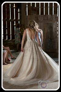 bridal crawl