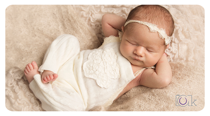 Miss Olivia ~ Newborn Session
